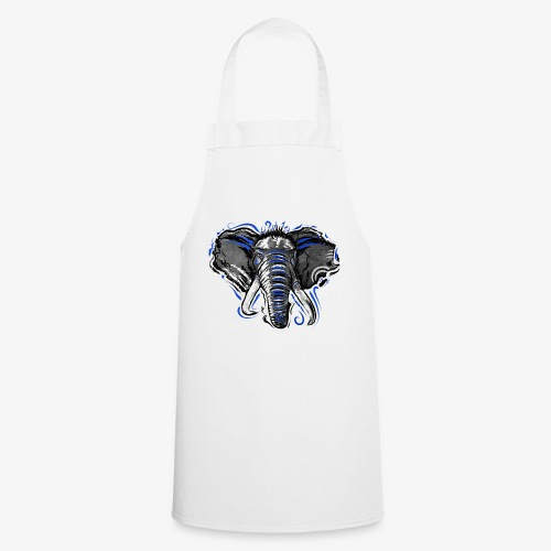 Natural Instinct Éléphant - Tablier de cuisine