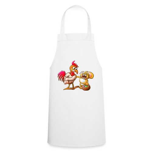 Easter Bunny in Trouble - Cooking Apron