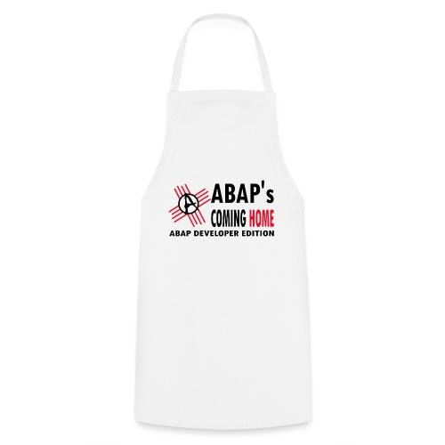 ABAPsComingHomeBlack - Kochschürze
