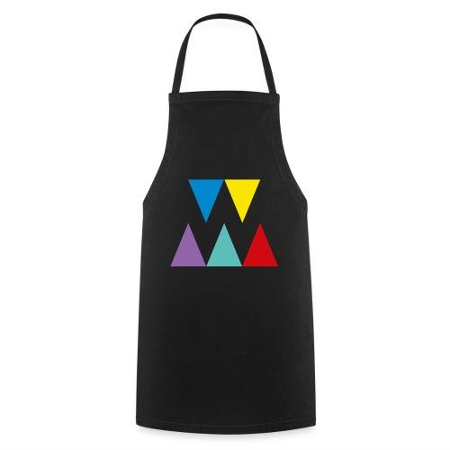 Logo We are les filles - Tablier de cuisine