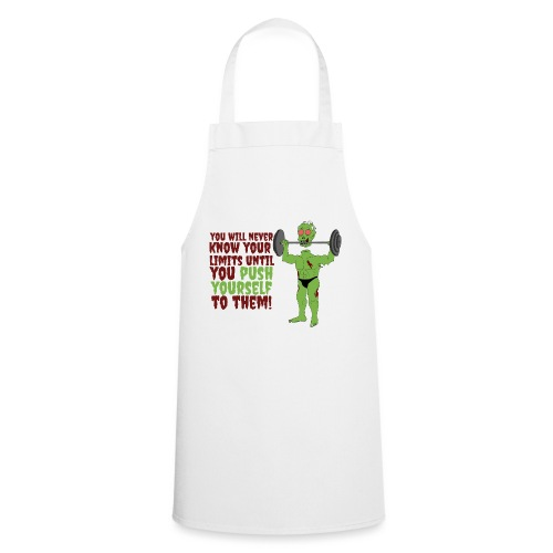 Push yourself - Cooking Apron