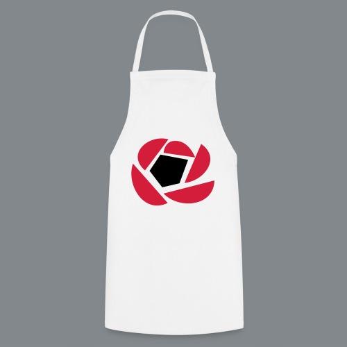 Rose - Kochschürze