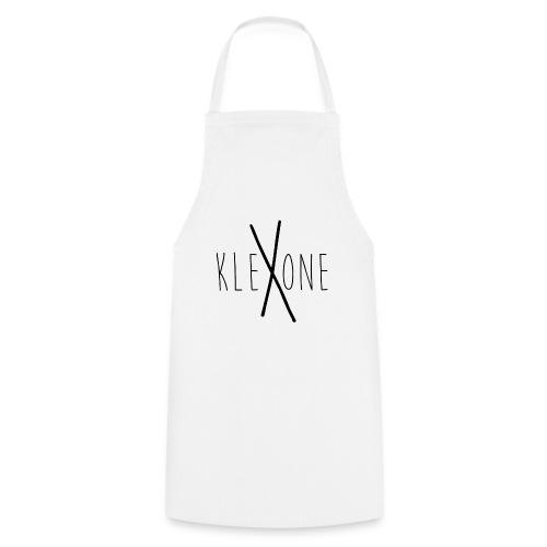 kleXone Mütze weiß - Kochschürze