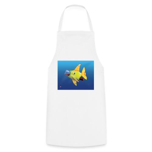 Greedy Fish - Tablier de cuisine