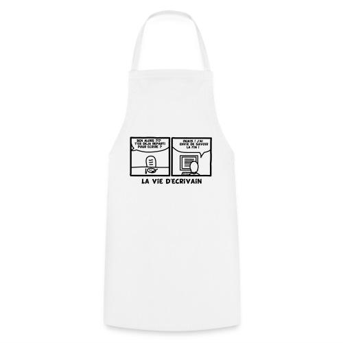 BD_ECRIVAIN - Tablier de cuisine