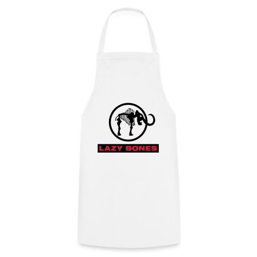 LAZY BONES - Logo - Kochschürze