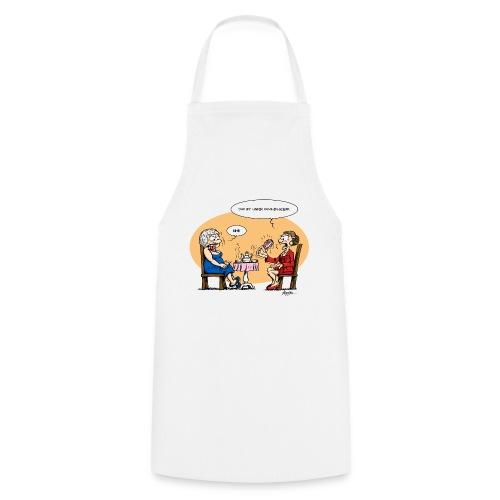 Berta, Anna und das neue Generationengebiss - Kochschürze