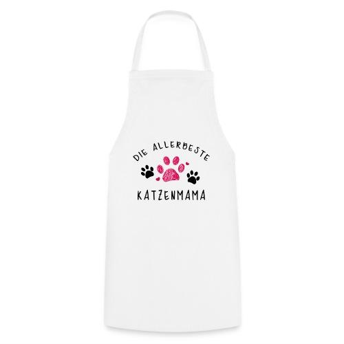 Die allerbeste Katzenmama - Kochschürze