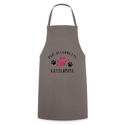 Der allerbeste Katzenpapa - Kochschürze