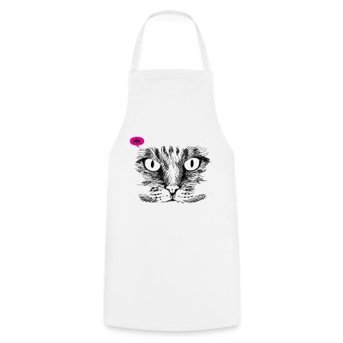 kattegezicht vdh - Keukenschort