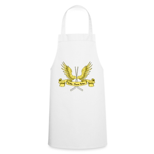 Who Saves Wins, Hockey Goalie - Cooking Apron