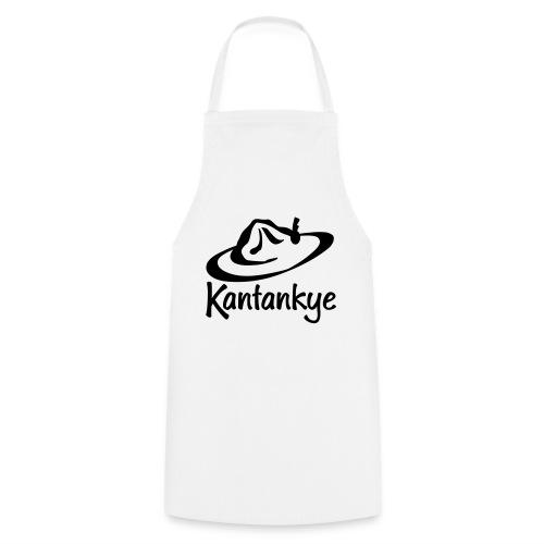 logo hoed naam - Keukenschort