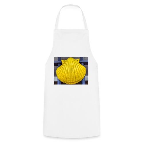 concha amarilla - Grembiule da cucina