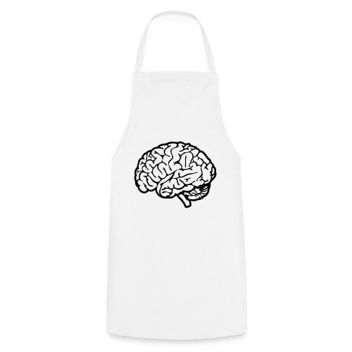 cerveau - Tablier de cuisine