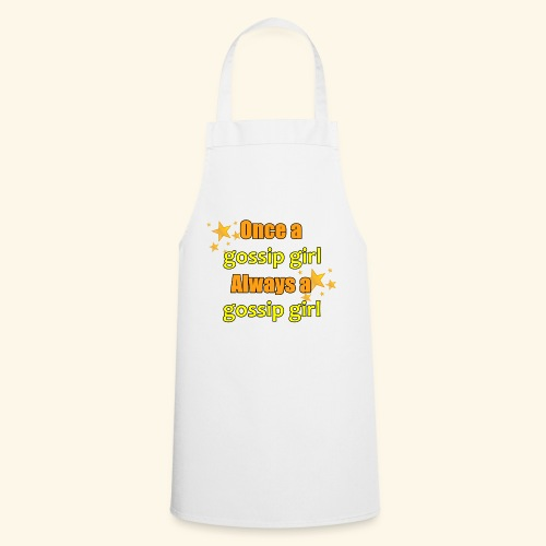Gossip Girl Gossip Girl Shirts - Cooking Apron