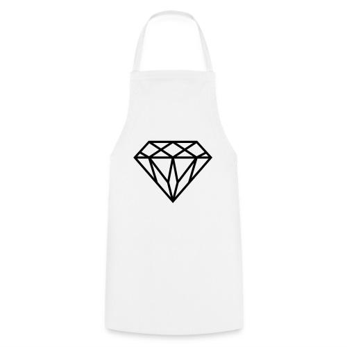 Diamond Graphic // Diamant Grafik - Kochschürze