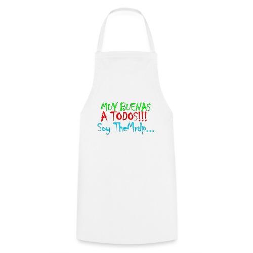Camiseta oficial TheMrdp - Delantal de cocina