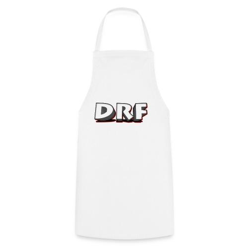 T-Shirt met het DRF logo - Keukenschort