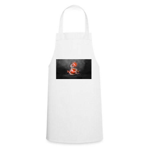 dark dragons jpg - Cooking Apron