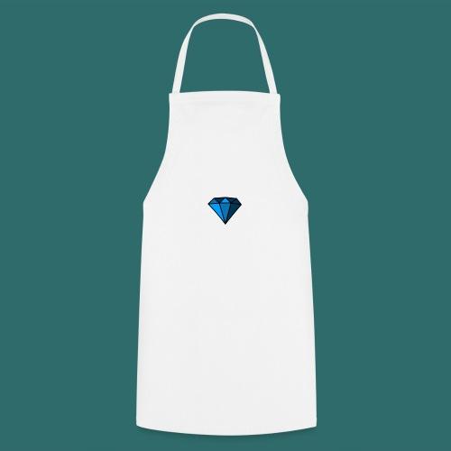 Blue Diamond - Grembiule da cucina