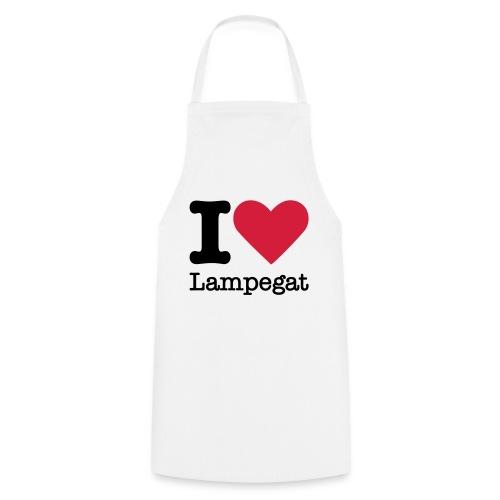 I Love Lampegat - Keukenschort