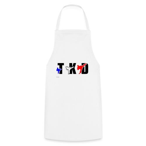 Design Taekwondo - Tablier de cuisine
