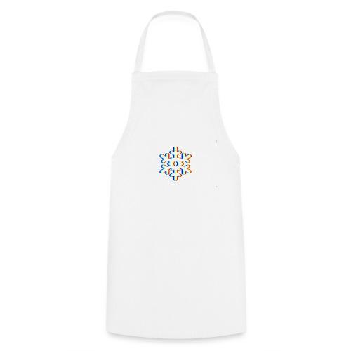Logo Futur Snowflake - Tablier de cuisine