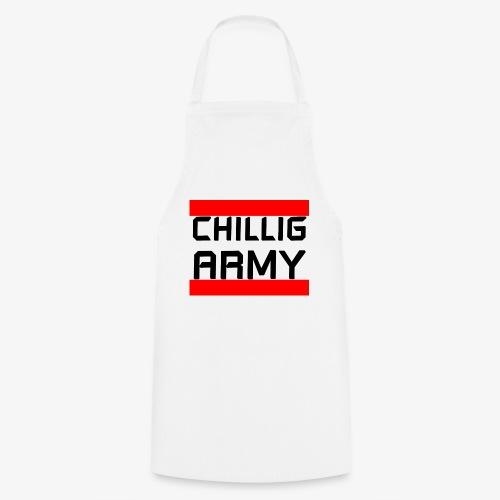Chillig Army - Kochschürze
