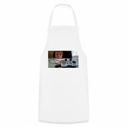 visage stupide de moi - Tablier de cuisine