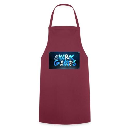 SharkGames - Grembiule da cucina