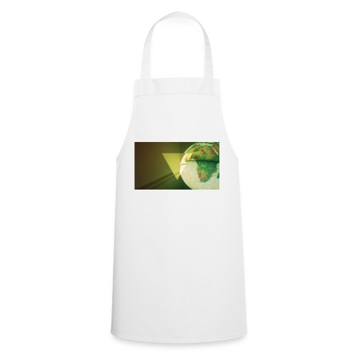 BIOMETRIC GLOBE - Cooking Apron