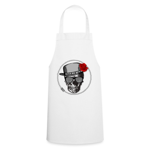 Kiss Me Quick - Cooking Apron