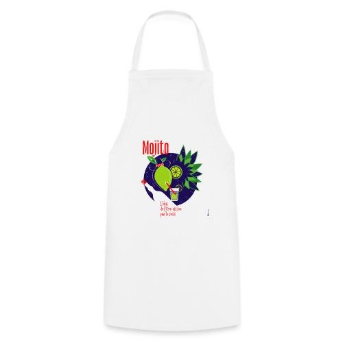 Mojito - Tablier de cuisine