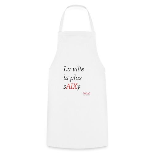 LA VILLE LA PLUS SEXY - Tablier de cuisine