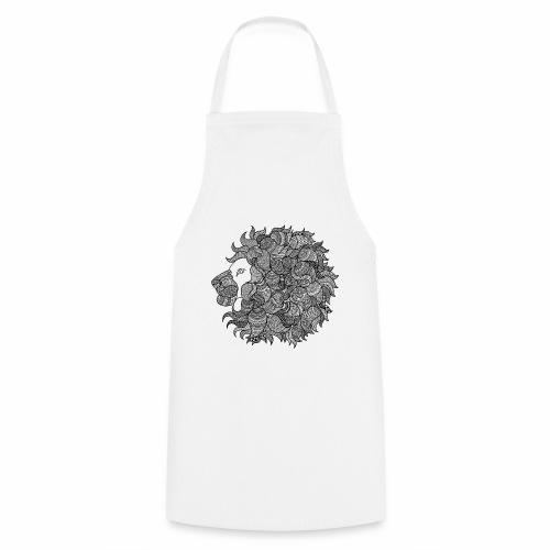 Sher White - Fartuch kuchenny