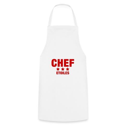 CHEF 3* - Tablier de cuisine