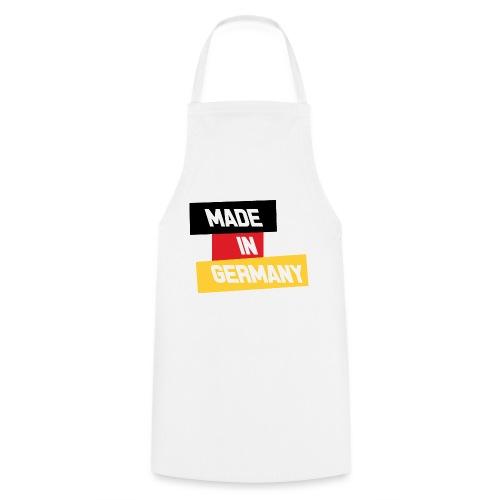 Made in Germany - Delantal de cocina