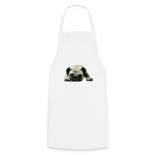 Cute pugs - Delantal de cocina