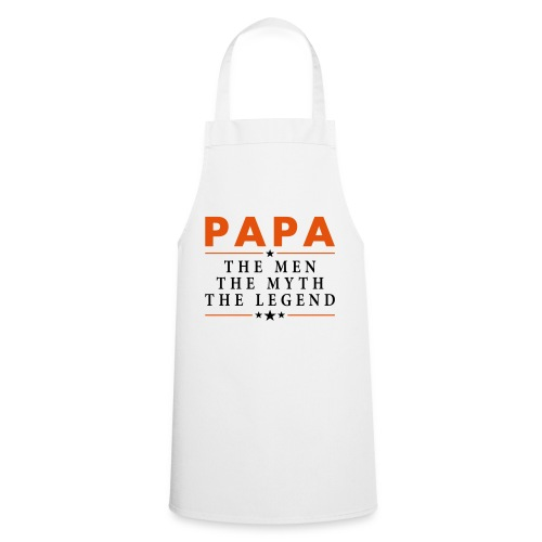 PAPA THE LEGEND - Cooking Apron