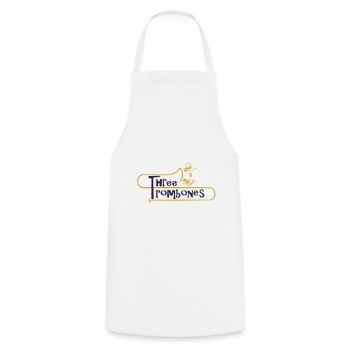 312 Trombones Logo Striche - Kochschürze