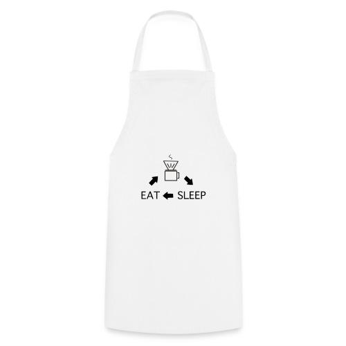 Kaffee Liebe Barista - Kochschürze