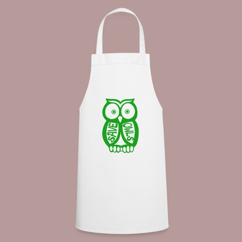 Save owls - Tablier de cuisine