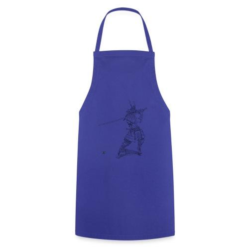 Samurai - Grembiule da cucina