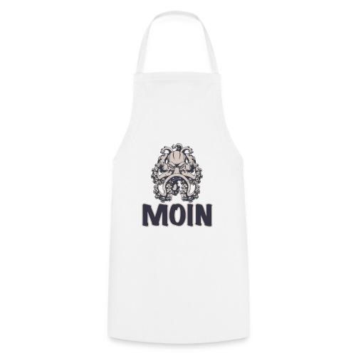 Moin von der Krake - Kochschürze
