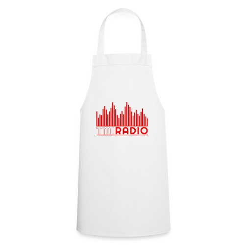 NEW TMI LOGO RED AND WHITE 2000 - Cooking Apron