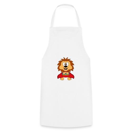 Lustiger Igel - Superheld - Kind - Baby - Tier - Kochschürze