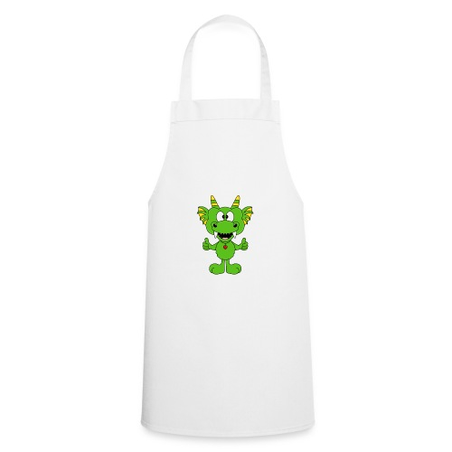 Lustiger Drache - Dragon - Kind - Baby - Fun - Kochschürze