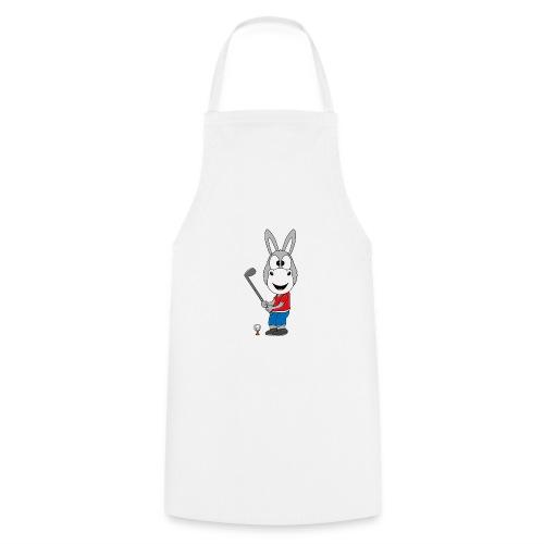 Lustiger Esel - Ass - Golf - Golfer - Sport - Kochschürze