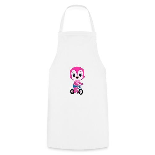 Lustige Eule - Fahrrad - Sport - Kind - Baby - Kochschürze