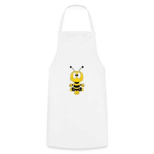 Lustige Biene - Yoga - Relax - Chill - Tier - Fun - Kochschürze
